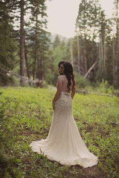 blush-and-gold-utah-wedding-018 | Ruffled