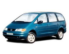 SEAT ALHAMBRA DIESEL ESTATE: Great car for carrying seven people!  #holidays #familycar #trailer #carlove