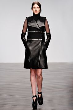 David Koma - Fall 2013 Ready-to-Wear