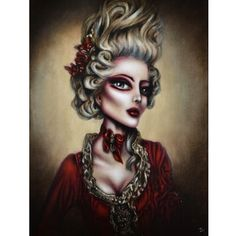 In case you missed it, here you go 🙌 Marie Antoinette Painting https://tgoazevedo.wordpress.com/2017/06/11/marie-antoinette-painting/?utm_campaign=crowdfire&utm_content=crowdfire&utm_medium=social&utm_source=pinterest