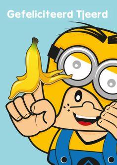 Grappige felicitatie, gefeliciteerd Bengelkaart. Vul zelf de naam in. Bart Simpson, Disney Characters, Fictional Characters, Illustrations, Facebook, Illustration, Fantasy Characters, Illustrators