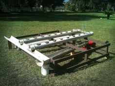 DIY Solární Powered Samozavlažovací Hydroponic zahrada | Glorious Acres - A Faith Driven Homestead