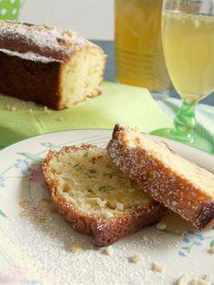Apfel-Pistazien-Kuchen *