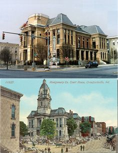 Best Places To Live, Places To Visit, Crawfordsville Indiana, Small Town America, County Seat, Montgomery County, Capitol Building, Ancestry, Small Towns
