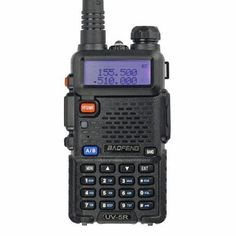 Radio Scanner Ham Radio Transmit Capabilities Police Fire EMS Repeater Scanner  #Baofeng
