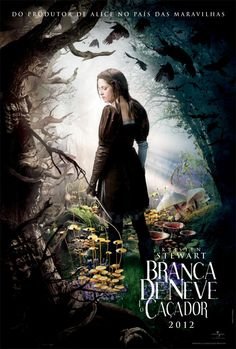 Filme - Branca de Neve e o Caçador ( Snow White and the Huntsman )  ✯ ✯ ✯