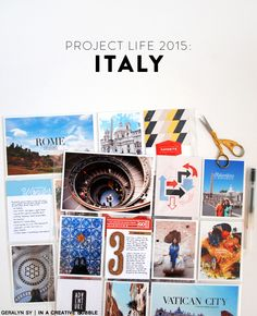Project Life: Italy | In a Creative Bubble | Bloglovin'