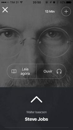 Audiolivro - Biografia De Steve Jobs download - resumo - resenha - Steve Jobs a biografia resumida gratis audiobook - LEIA OU OUÇA OS MELHORES LIVROS EM TEXTOS OU EM ÁUDIOS RESUMIDOS CLICANDO NA IMAGEM!