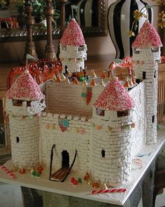 This Ginger-Castle   Community Post: 25 Amazing Gingerbread Houses
