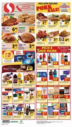 August 24, Weekly Ads, Flyers, Oreo, Breakfast, Ethnic Recipes, Food, Morning Coffee, Ruffles