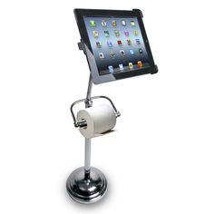 iPad Pedestal Stand