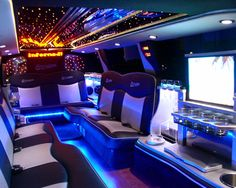 The limos!