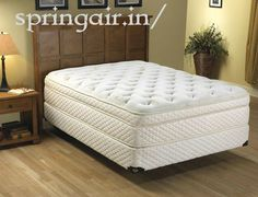 World's most popular premium spring mattresses brand welcomes everyone in India with Springair. For further detail join our webpage