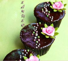 More Chocolate by ~Très Chic Cupcakes by ShamsD~, via Flickr