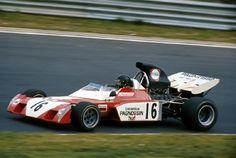 Andrea de Adamich, Surtees-Ford TS9B,1972 German GP, Nürburgring