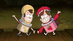 Gravity Falls Dipper, Gravity Falls Art, Dipper And Mabel, Mabel Pines, Disney On Ice, Cute Disney, Cartoon Icons, Cartoon Characters, Disney Wallpaper
