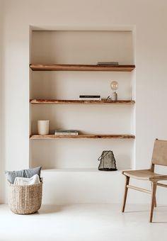 Slow Design, Home Interior Design, Interior Decorating, Hall Interior, Studio Interior, Design Interiors, Decorating Ideas, Living Spaces, Living Room