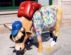 cows on parade chicago | Pro Artz: COW PARADE™ Chi-COW-go (Odd Shots)