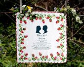 Reply Cards for Custom Printed Handkerchiefs by BenignObjects