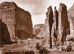Canyon de Chelly 1913