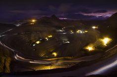 On instagram by antamina_peru #landscape #contratahotel (o) http://ift.tt/24uSput de noche! #minería #mineriaresponsable #mineria #huaraz #cometoperu #igerperu #ancash #paisajes