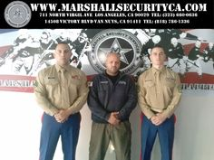 Security Training, Security Service, The Marshall, Training Academy, Private Sector, Firearms, Places, Blog, Weapons