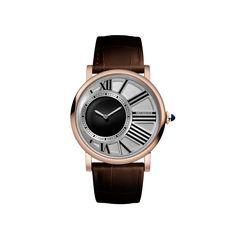 Rotonde de Cartier mystery watch