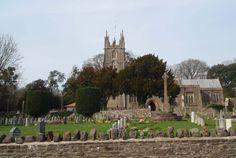 All Saints Church, Wraxall, Somerset
