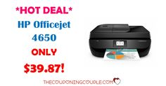 *HOT*HOT*HOT* Get the HP Officejet 4650 for ONLY $36.87 shipped to your door! Grab this for yourself and for a gift!  Click the link below to get all of the details ► http://www.thecouponingcouple.com/hp-officejet-4650/ #Coupons #Couponing #CouponCommunity  Visit us at http://www.thecouponingcouple.com for more great posts!