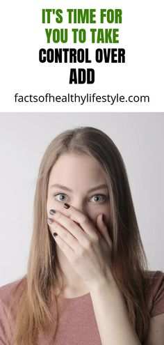 It's Time for You to Take Control Over ADD - Facts Of Healthy Lifestyle Negative Thinking, Negative Thoughts, Lifestyle Examples, Excessive Worry, Best Hug, Healthy Facts, Physical Environment, Diet Chart, Laugh At Yourself