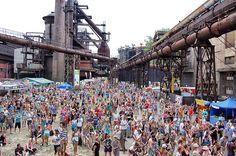 Das Colours of Ostrava Festival – buntes Treiben im Osten