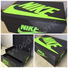 Nike Sneaker Storage                                                       …