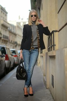 OUTFIT: HINT OF LEOPARD | STYLE PLAZA
