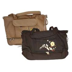 TRINITY Oxygen tote Bag Spacious, sophisticated, timeless  This bag has it all!  This is your all-in-one carrier.  the top of the bag stores your personal items and the bottom stores your oxygen. ,when ordering please specify black or tan•Elegant yellow and green flowered embroi-dered pocket•2 large front pockets •1 large back pocket•Large pockets on the inside•The following tanks fit this bag:M-2, M-4 (A), ML-6, M-6 (B), M-7, M-9 (C)SEARCH # va- 00006 $ 64.99