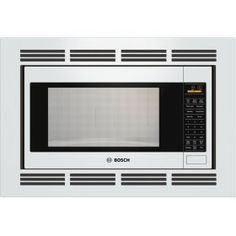 In White By Bosch Westwood Nj 500 Series Built Microwave
