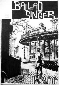 Ballad Singer No.1 Cover