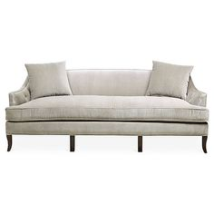"Aiden 88"" Peekaboo Sofa Gray Velvet Sofas & Loveseats ($2,699) ❤ liked on Polyvore featuring home, furniture, sofas, velvet love seat, velvet loveseat, grey couch, gray couch ve gray velvet couch"
