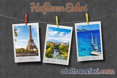 """Haftanın Enleri #Paris #Fransa #ljubljana #Slovenya #Bodrum #Türkiye. """"Otelinize Ulaşmanın En Güzel Yolu"""" http://www.oteltransferi.com  #CharlesDeGaulle #Havaalanı #LjubljanaJožePučnik #Havaalanı #Milas #Havaalanı #Transfer"""