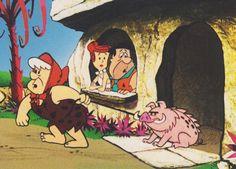 The Flintstones.