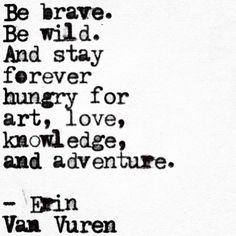 -Erin Van Vuren More