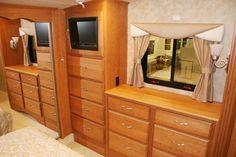 Dressers at Total Bedroom Furniture, wood dressers, modern
