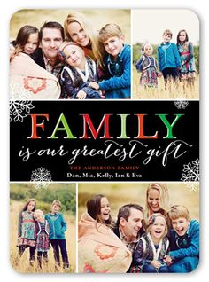 Our Gift 5x7 Stationery Card by Yours Truly | Shutterfly