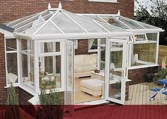 Lean To Conservatories From Prior Conservatories