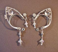 Custom order ear cuffs by jhammerberg on DeviantArt