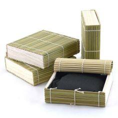 4X Refrigerator Bamboo box green Low Profile 180g