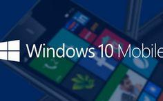 Microsoft prepara una nuoba Build per Windows 10 Mobile | Surface Phone Italia Microsoft, a quanto pare, sta preparando una nuoba build per Windows 10 mobile, confermando così l'impegno sul settore mobile annunciato settimana prima. Questa nuova build vede coinvolte Windows 10  #windows10mobile #redstone #microsoft