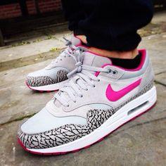 Nike Air Max 1 Pink  #airmax1 #airmax