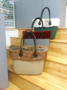 Winter Obag Fashion Bags, Straw Bag, Pastels, Clock, Winter, Style, Fashion Trends, Purses, Bags
