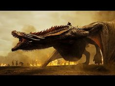 Daenerys Targaryen & Jaime Lannister   DRACARYS   Game of Thrones