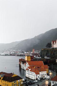 Bergen, Norway — east|west|rax